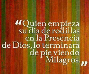 frases, rodillas, and milagros image