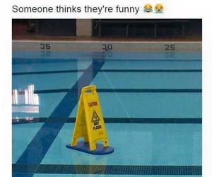 funny, lol, and water image
