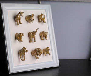 animals, gold, and cool image