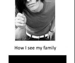 emo, funny, and hair image