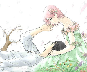 sasusaku and naruto image