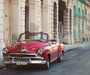 car, classy, and old image