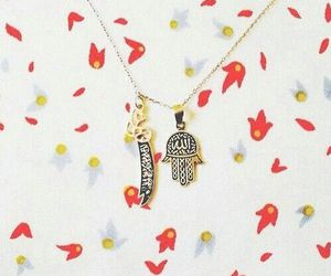 allah, islam, and necklace image
