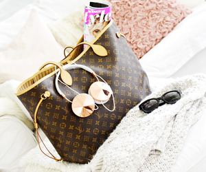 Louis Vuitton, accessories, and luxury image