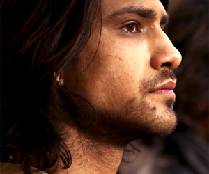 luke pasqualino, d'artagnan, and actor image