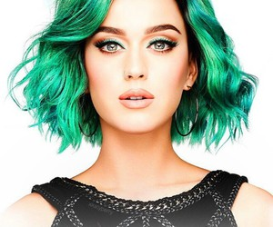 katy perry and green image