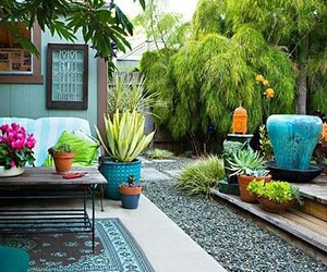 outdoor, garden, and patio image