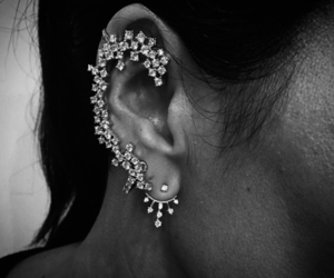 accessories, clothes, and earrings image