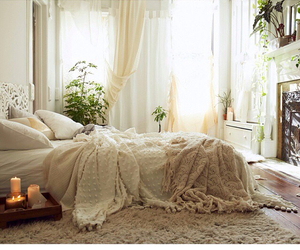 bedroom, decorate, and design image
