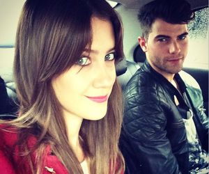violetta, diego domínguez, and clara alonso image