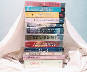 book lovers, rainbow rowell, and books image