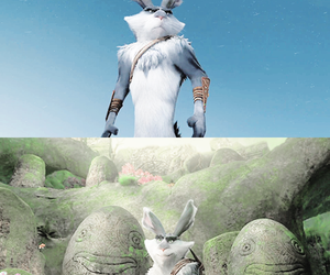 edit, bunnymund, and rotg image