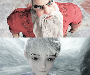edit, jack frost, and santa claus image