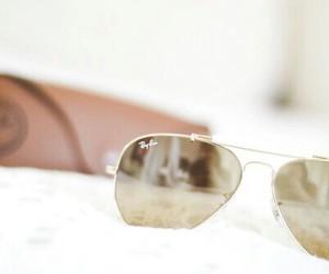 sunglasses, fashion, and ray ban image