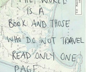read, travel, and love image