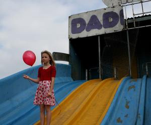amusementpark, art, and attraction image