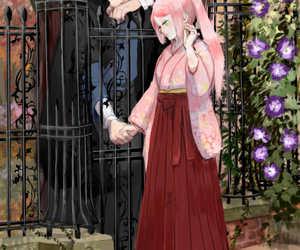 naruto, madasaku, and sakura haruno image