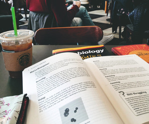 book, studyhard, and college image