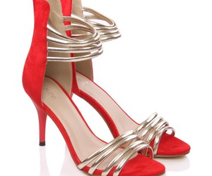 latest fashion, fashion women sandals, and heel pumps image