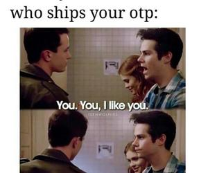 teen wolf and otp image