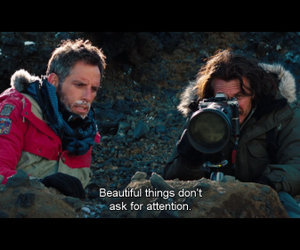 beautiful, attention, and ben stiller image