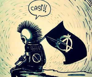 anarchy and punk image
