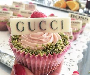 cupcake, gucci, and brand image