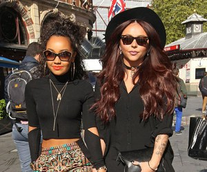 little mix, jesy nelson, and leigh anne pinnock image