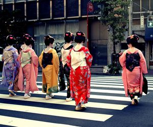 geisha and japan image