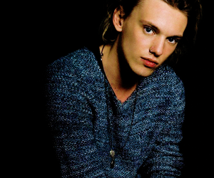 Jamie Campbell Bower, jamie, and the mortal instruments image