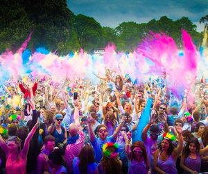 colors, festival, and color image