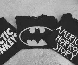batman, american horror story, and arctic monkeys image