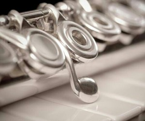 flute and piano image