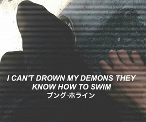 bmth, demons, and indie image