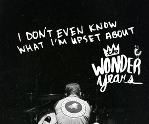 the wonder years and Lyrics image