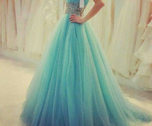 dress, beautiful, and style image