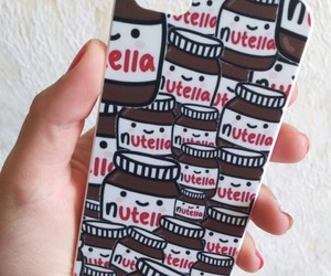 case, nutella, and cute image