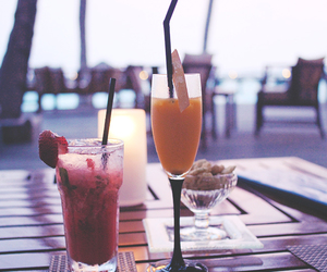 drinks, Maldives, and krist.in image
