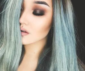 beauty, girly, and grey image