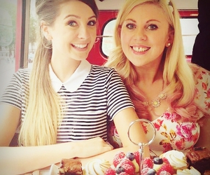 zoella, best friends, and zoe sugg image