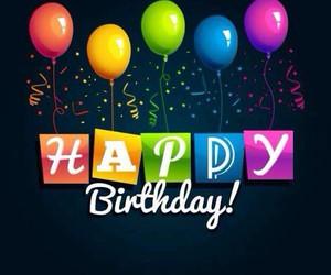 happy birthday, photo, and منوعات image