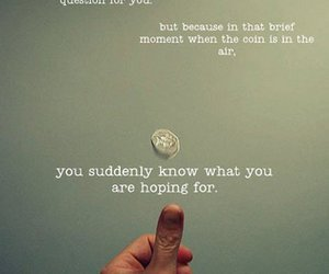 coin, quote, and truth image