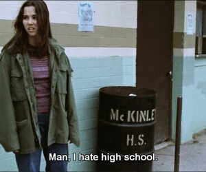 grunge, hate, and school image