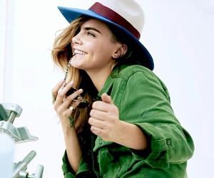 model, cara delevingne, and cute image