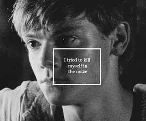 newt and thomas sangster image