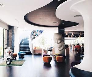 architecture, classic, and interior image