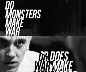draco malfoy, harry potter, and quote image
