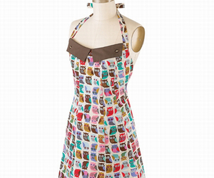 apron, owl, and owls image