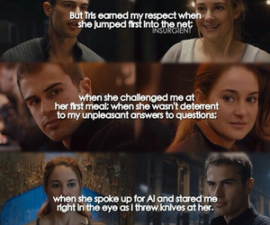four, divergent, and tobias eaton image