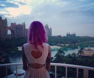 beautiful, dress, and Las Vegas image